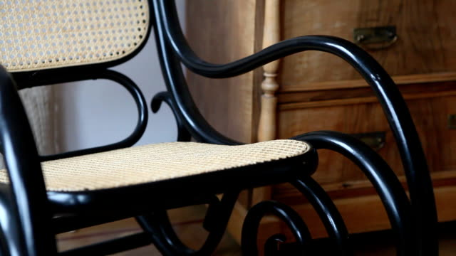 rocking chair - rocking chair stock videos & royalty-free footage