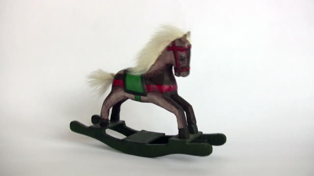 """Rocking horse """"loop isolated"""""""