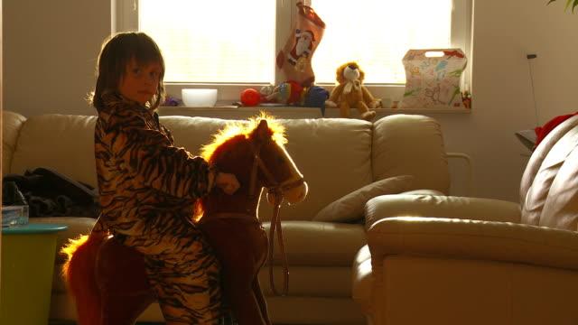 HD: Rocking Horse