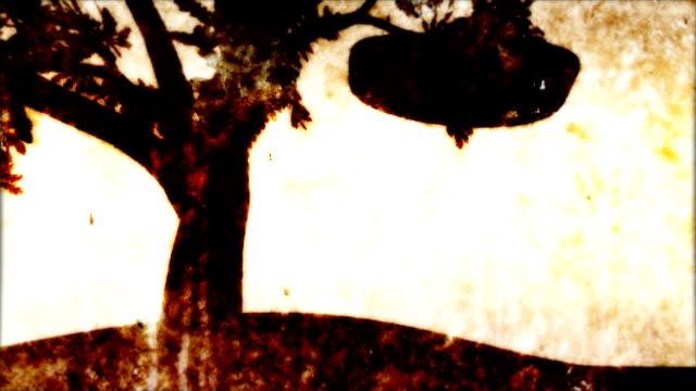 rocking on the swing dondolo sull'altalena della mia malinconia - memories stock videos & royalty-free footage