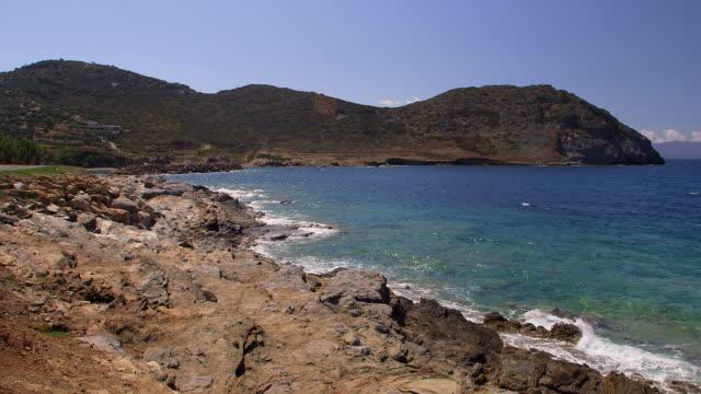 Rocks & Aegean Sea