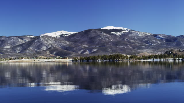 Rocky Mountain lake