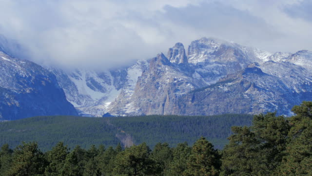Rocky Mountain Range, Colorado