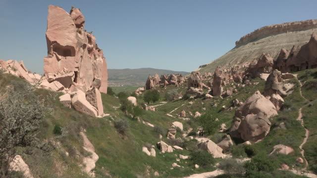 Rocky Valley, Cappadocia, Turkey