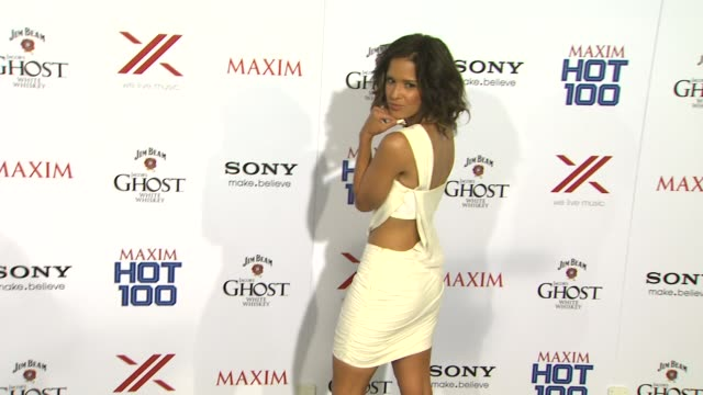 rocsi diaz at the the 2013 maxim hot 100 rocsi diaz at the the 2013 maxim hot 100 at create on may 15, 2013 in hollywood, california - 2013 stock videos & royalty-free footage