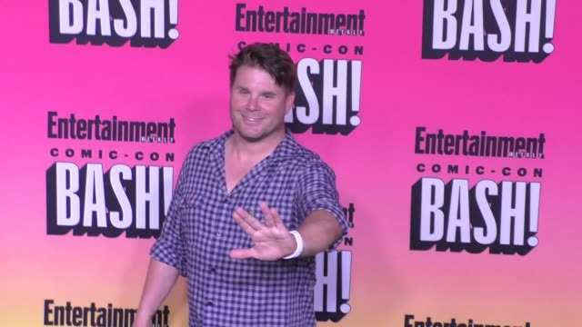 Rod Roddenberry at the Entertainment Weekly San Diego Comic Con Party