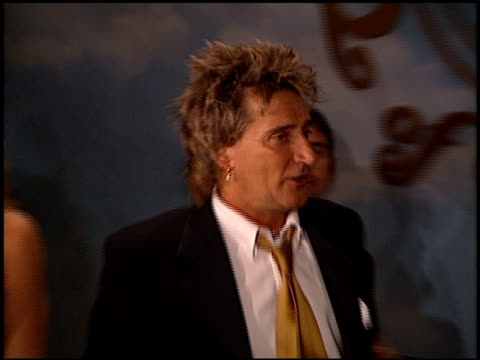 Rod Stewart at the 1998 Carousel of Hope Ball at the Beverly Hilton in Beverly Hills California on October 23 1998