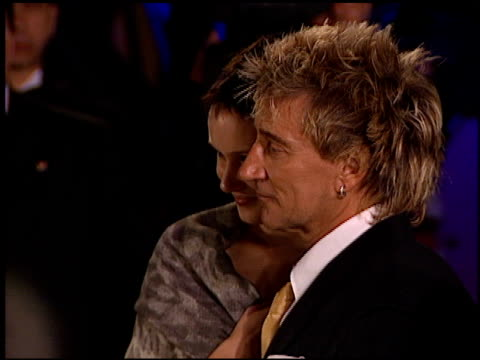 Rod Stewart at the 1999 Academy Awards Vanity Fair Party at Morton's in West Hollywood California on March 21 1999