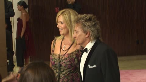 rod stewart at the 32nd anniversary carousel of hope ball at beverly hills ca. - rod stewart stock-videos und b-roll-filmmaterial