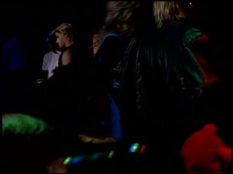 Rod Stewart at the Dream Halloween Children Affect Aids at Santa Monica Airport in Santa Monica California on October 29 1994