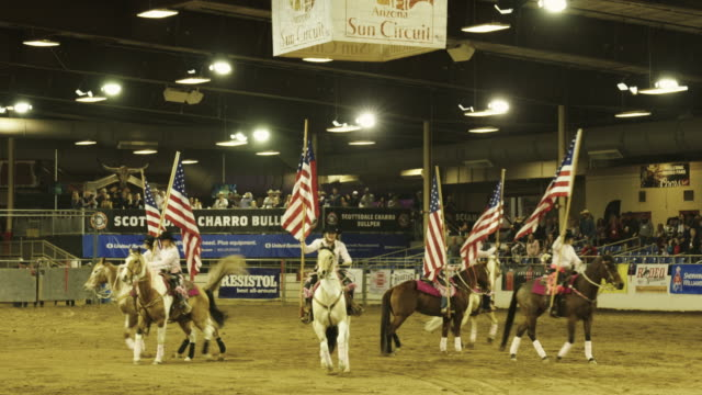 rodeo flags - rodeo stock videos & royalty-free footage