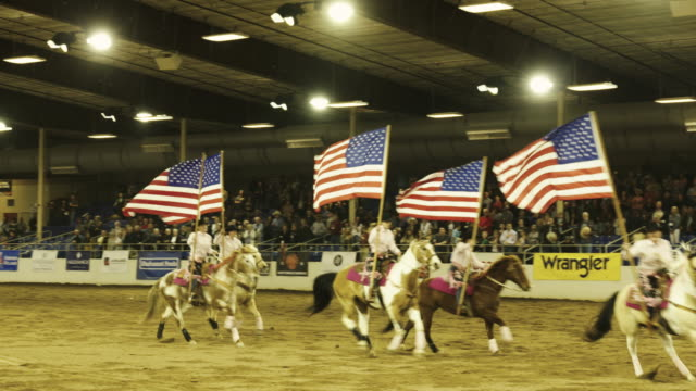 rodeo parade - rodeo stock videos & royalty-free footage