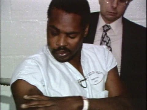 rodney king shows his bruises having been beaten by los angeles police officers - police brutality stock videos and b-roll footage