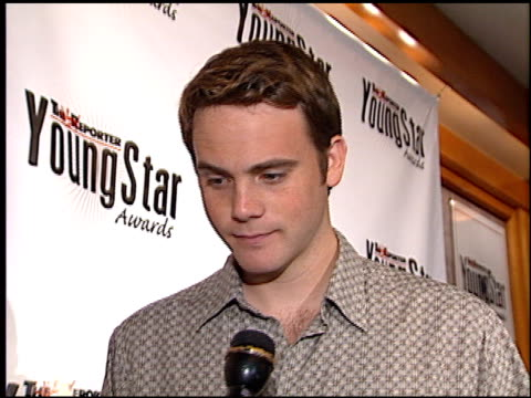 rodney scott at the youngstar awards nominations at the mondrian hotel in west hollywood, california on september 6, 2000. - モンドリアンホテル点の映像素材/bロール