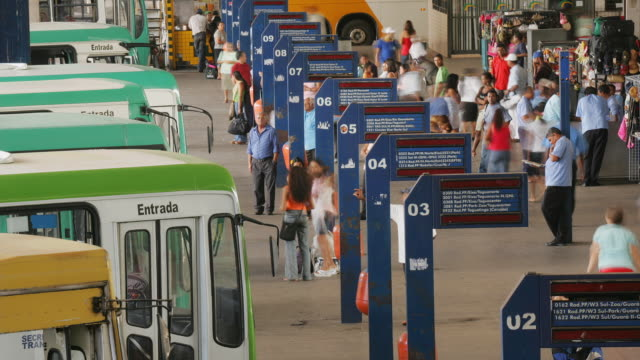T/L, HA, MS, Rodoviaria bus station, Brasilia, Brazil