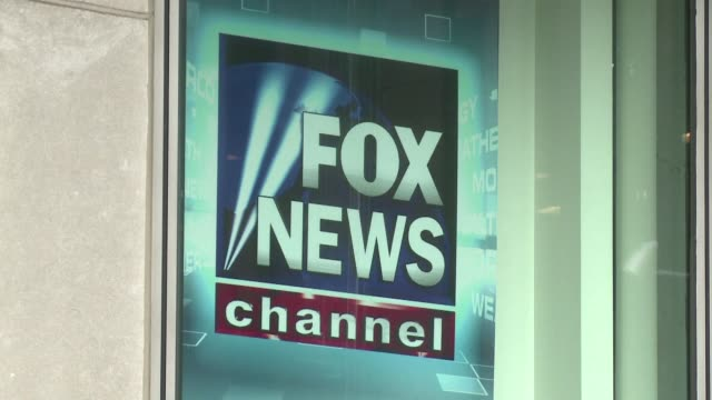 roger ailes who built fox news into a powerful cable giant that transformed both american television and politics has died at the age of 77 according... - cable television stock videos & royalty-free footage
