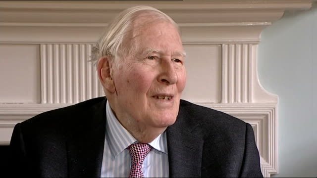 roger bannister interview roger bannister interview sot - bannister stock videos & royalty-free footage