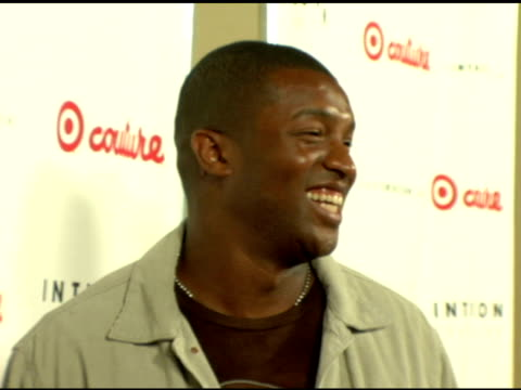 roger cross at the launch the target couture collection by intuition founder jaye hersh at social hollywood in hollywood california on may 11 2006 - jaye hersh stock videos and b-roll footage