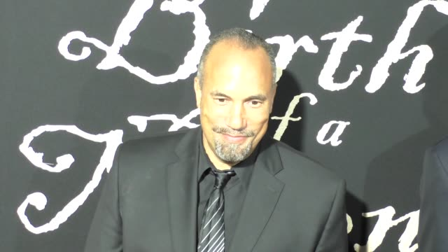 Roger Guenveur Smith at The Birth Of A Nation Premiere Presented By Fox Searchlight at ArcLight Cinemas Cinerama Dome on September 21 2016 in...