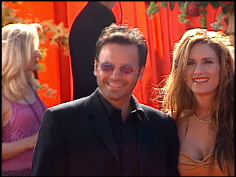 Roger Lodge at the 2000 Emmy Awards at the Shrine Auditorium in Los Angeles California on September 10 2000