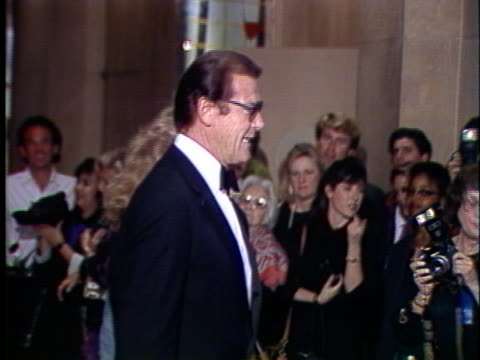Roger Moore at the AFI Awards 92 at Beverly Hilton