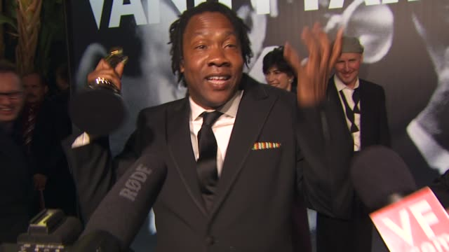 roger ross williams at the 2010 vanity fair oscar party hosted by graydon carter at west hollywood ca - graydon carter stock videos and b-roll footage