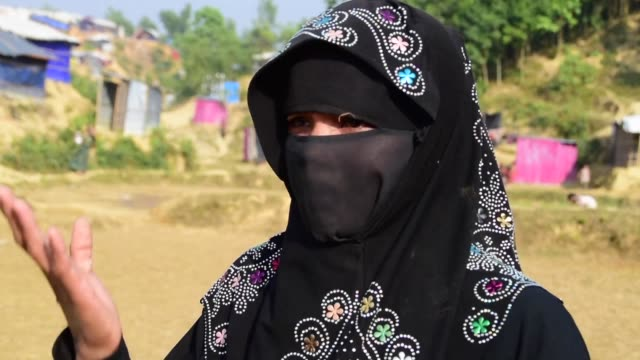 Rohingya Muslims who fled a village where Myanmar has admitted its forces helped massacre 10 people say the victims were all civilians not fighters...