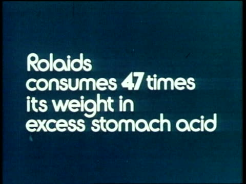 rolaids antacid mints commercial - junior high stock videos & royalty-free footage