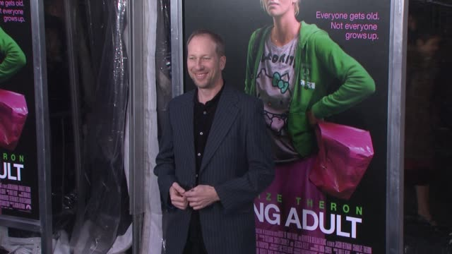 Rolfe Kent at 'Young Adult' World Premiere Arrivals Red Carpet New York NY United States