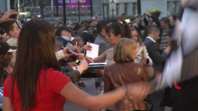 Jordana Brewster at the Fast Furious Premiere at London