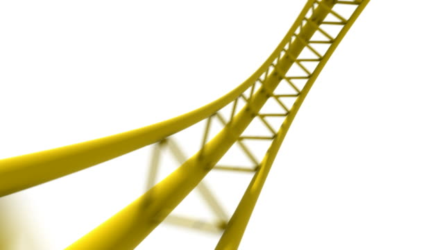 roller coaster - rollercoaster stock videos & royalty-free footage