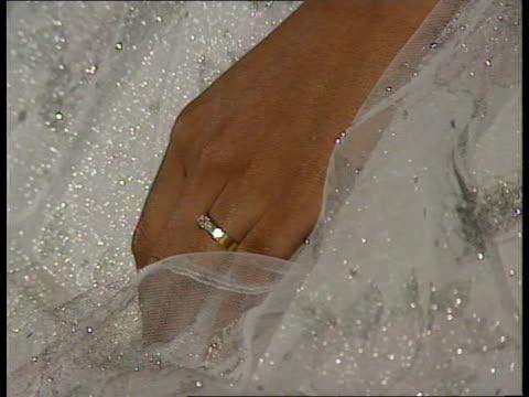 rolling stone bill wyman wedding; b)naf: london: bill wyman and bride mandy smith at wedding: ceremony in progress: reception: mandy smith intvwd:... - spike milligan stock videos & royalty-free footage