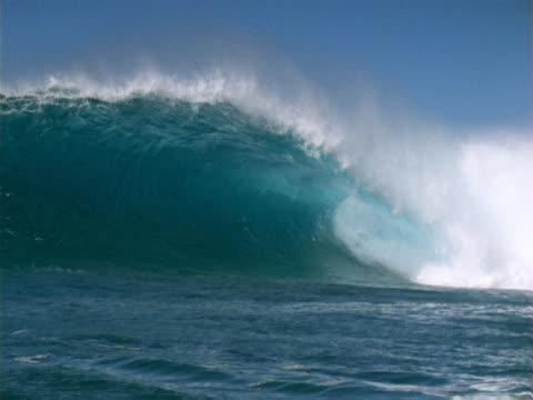 rolling wave. - whatif点の映像素材/bロール