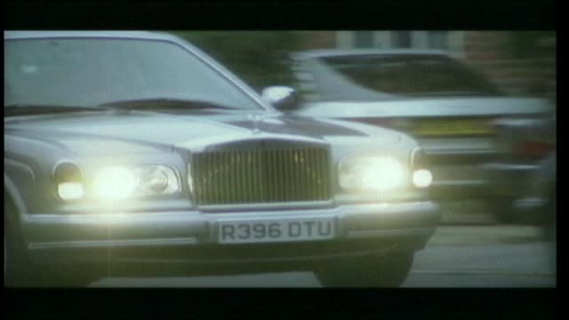 rolls royce - rolls royce stock videos and b-roll footage