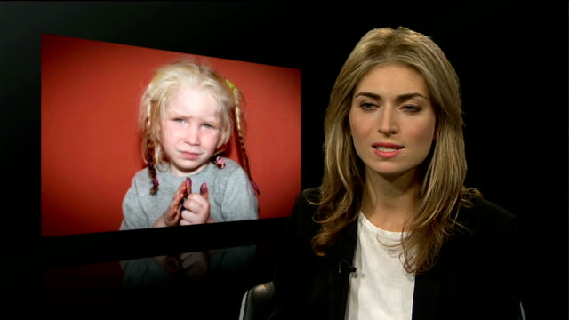 roma couple to appear in court on child 'abduction' charges england london int mantalena kaili interview sot - 誘拐事件点の映像素材/bロール