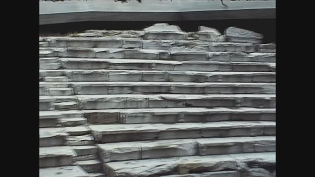 roman amphitheater in plovdiv - amphitheatre stock videos & royalty-free footage