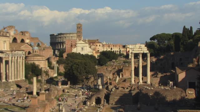 ZO, WS, HA, Roman Forum, Rome, Italy