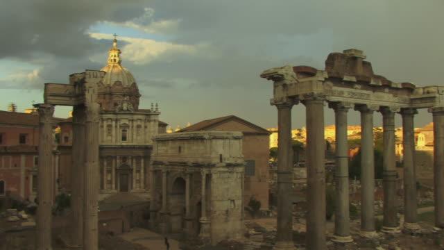 WS, PAN, Roman Forum, Rome, Italy