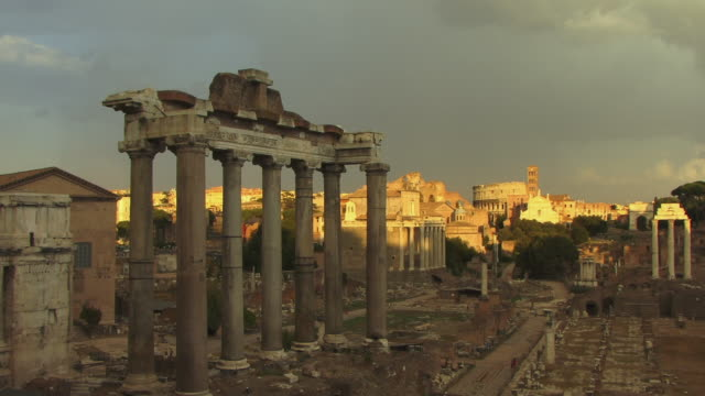 ZO, WS, Roman Forum, Rome, Italy