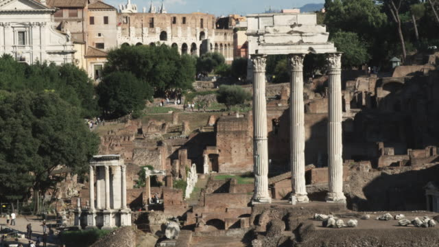 WS HA Roman Forum / Rome, Italy