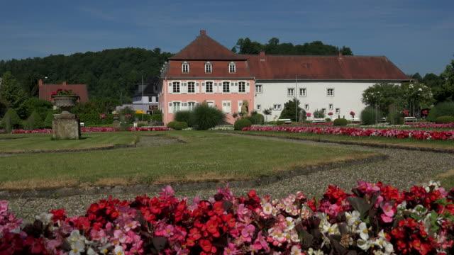 Roman Museum Schwarzenacker near Homburg in Saarland, Saarland, Germany