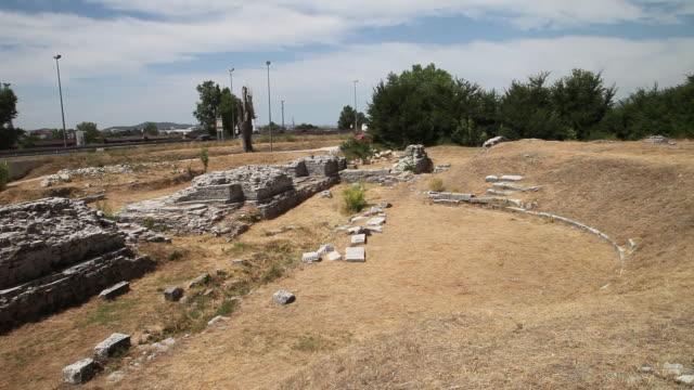 Roman theater fro the 1st century A.D., Salona