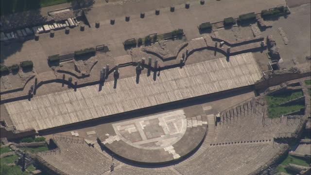 Roman Theatres In Lyon