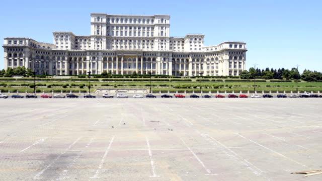 Romania Parliament Palace