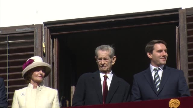 Romanias former king Michael 94 announced on Wednesday he is seriously ill and is withdrawing from public life handing over duties to his eldest...