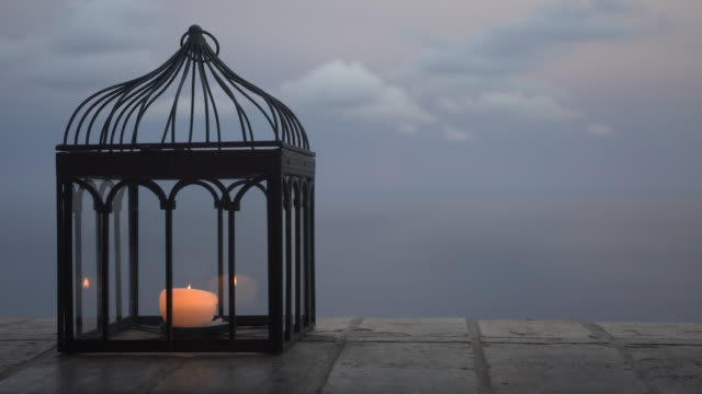 romantic candle - grace stock videos & royalty-free footage