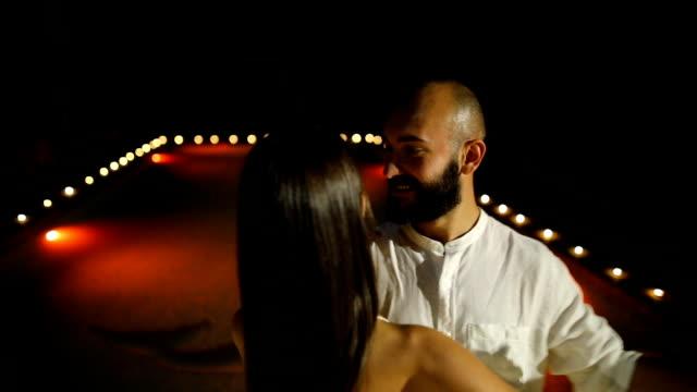 romantic evening - cetacea stock videos & royalty-free footage