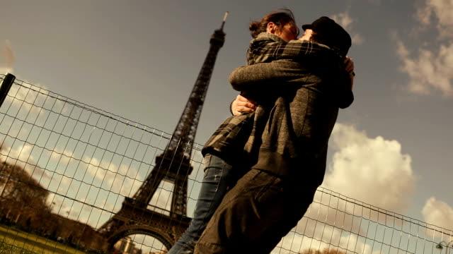 Romantische Paris