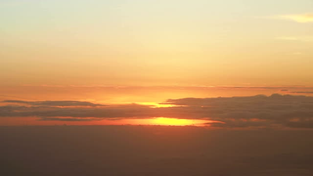 romantic sky at sunset - romantic sky stock videos and b-roll footage