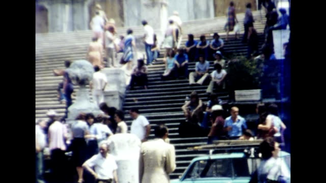 rome 1977 - 1977 stock videos & royalty-free footage